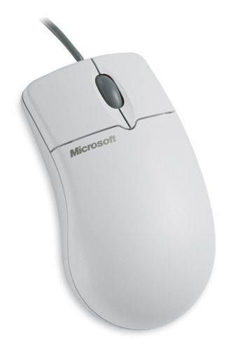 Microsoft IntelliMouse 3.0 - Ratón (Óptico, PS/2)