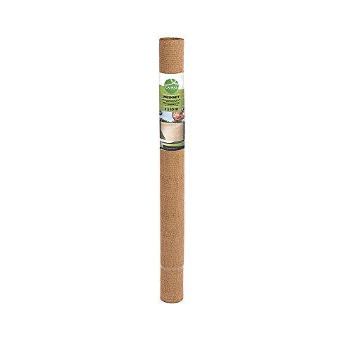 Catral 53010075 - Mini-Rollo - Malla Ocultación Total, Caña, 200x1000x4 cm