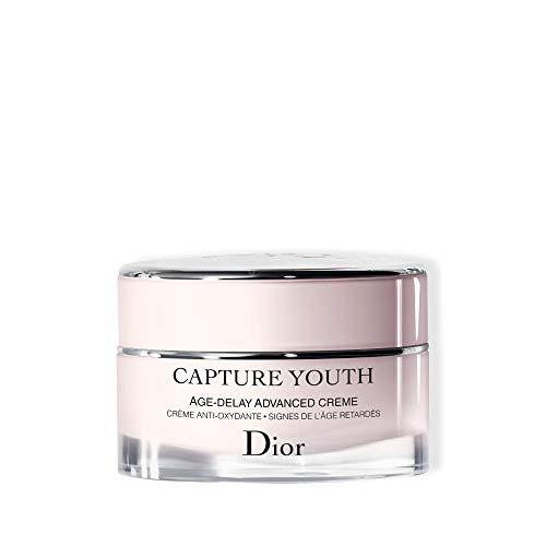 Dior Capture Youth Age-Delay Advanced, Mascarilla hidratante y rejuvenecedora para la cara - 50 ml.