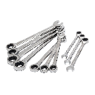 Husky Metric Ratcheting Combination Wrench Set (10-Piece)-HRW10PCMM - The Home Depot