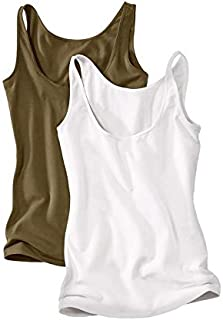 Tchibo Sleeveless Tank Top Set of 2 For Women