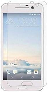 واقي شاشة زجاجي اتش تي سي 10 - شفاف