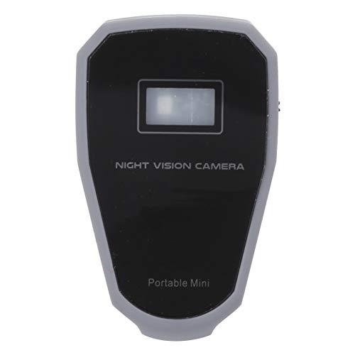 FOLOSAFENAR Monitorización en Tiempo Real de tamaño pequeño Alarma Activa K9 Mini Detector de cámara infrarroja pequeña, detecta Varias cámaras estenopeicas