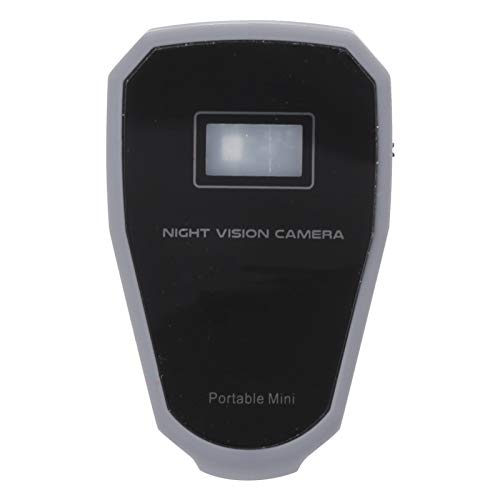 DAUERHAFT Active Alarm Professional K9 Mini Detector de cámara infrarroja pequeña de operación Conveniente, detecta Varias cámaras estenopeicas