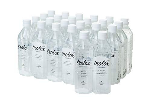 天然抗酸化水 Trolox(トロロックス) 500ml ×24本