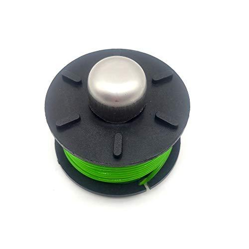 Refil com Fio de Nylon para Carretel de Aparador de Grama Trapp Master AT1500