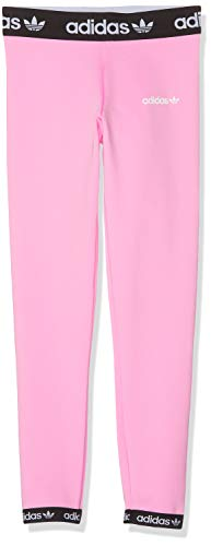adidas Mädchen Originals Leggings, Light Pink, 164