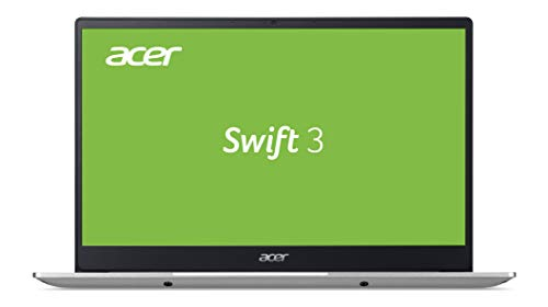 Acer Swift 3 (SF314-42-R8ZV) 35,6 cm (14 Zoll Full-HD IPS matt) Ultrathin Notebook (AMD Ryzen 5 4500U, 8 GB RAM, 512 GB PCIe SSD, AMD Radeon Graphics, Win 10 Home) silber