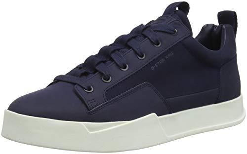 G-STAR RAW Rackam Core, Zapatillas Hombre, Azul (Dk Saru Blue 6486), 43 EU