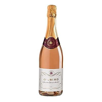 Oddbird Rosé │ Sparkling Rosé Wine │ Non-Alcoholic│ 0%│750ml