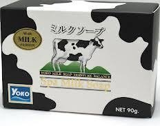 Yoko Spa Milk Soap 90g by Yoko