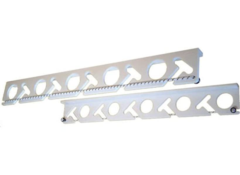 ColdTuna Ultimate Rod Sitter - 10 Fishing Rod Storage Rack