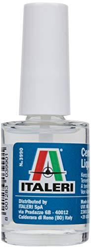 Italeri 510003990–Plastica colla con pennello 15ML