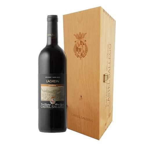 Lagrein Riserva DOC Alto Adige Castel Sallegg (1 bottiglia in cassa legno Magnum 1,5 litros)