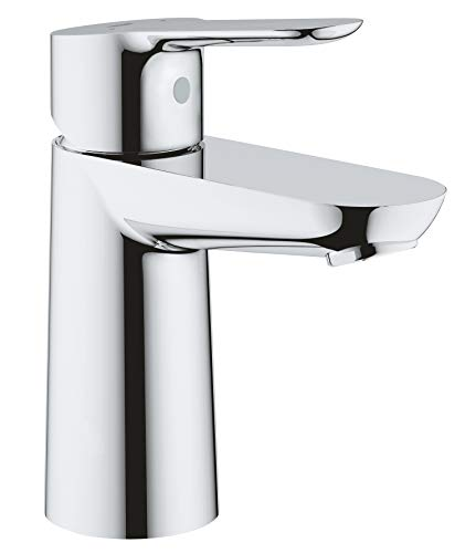 Grohe Start Edge - Grifo de Lavabo, color cromo (Ref.23344000)