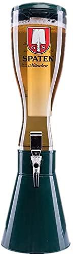 Grifo Cerveza Dispensador de Bebidas Máquina De Bebidas Buffet Torre De Cerveza Dispensador De Bebidas 3LTR Dispensador De Cerveza, Dispensador De La Cerveza De Fiesta Dispensador De Bebidas