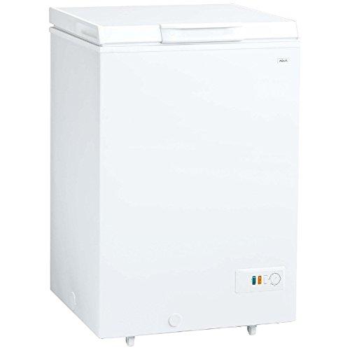 アクア 103L 冷凍庫(フリーザー) 直冷式【フリーザー】 AQUA AQF-10CE-W