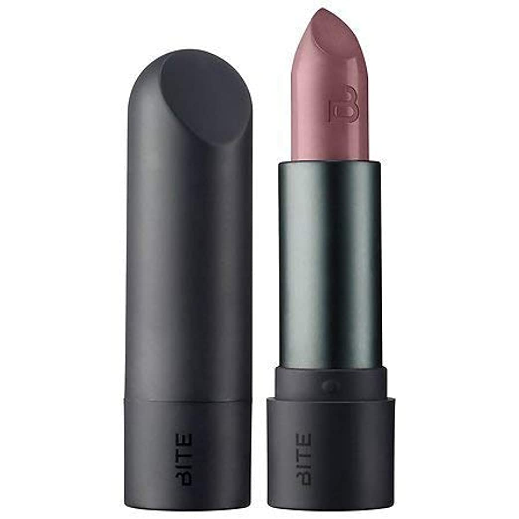 下着むさぼり食う気難しいBite Beauty Amuse Bouche Lipstick - Thistle