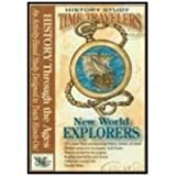 Time Travelers History Study CD: New World Exploration