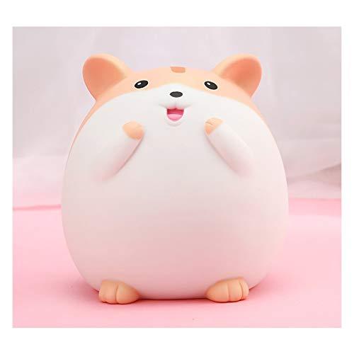 Zunruishop Piggy Bank Money Bank Leuke Kleine Muis Munt Piggy Bank Drop-proof kan Haal uit de Piggy Bank om Zijn vriendin Kinderverjaardag te sturen, kan opslaan 200-300 Munten geld besparende pot