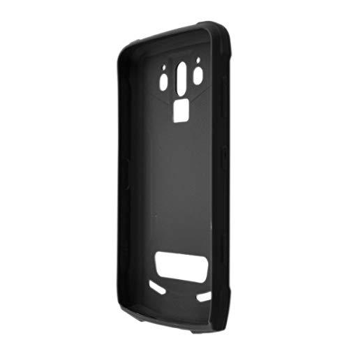 caseroxx TPU-Hülle für Doogee S90, Tasche (TPU-Hülle in schwarz)