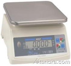 Yamato/Accu-Weigh PPC-200W-10 10 Lb Washdown LFT Digital Portion Scale
