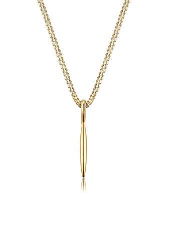Elli PREMIUM Collar con colgante Mujer oro amarillo - 0107861117_45