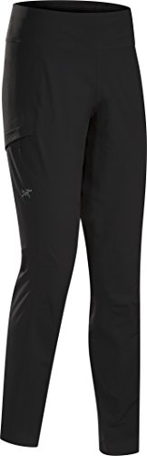 Arc'teryx Sabria Pant Women's (Black, 4)