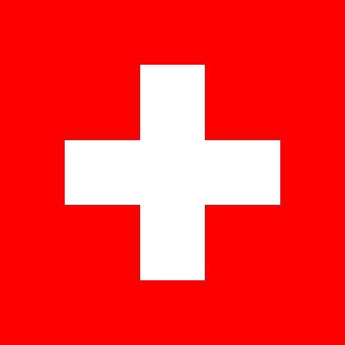 magFlags Drapeau Large Suisse | 1.35m² | 120x120cm
