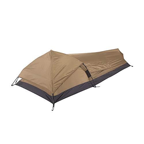 OZtrail Swift Pitch Bivy Tent - Tienda de campaña para un vivac rapido 220x60/80x50/35cm 1.4kg Altura 35-50cm para un Adulto