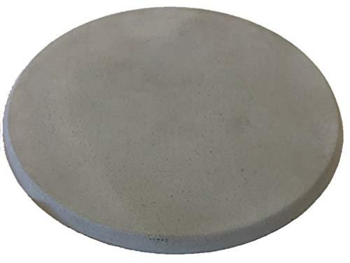 FibraMent-D Round Home Oven Pizza Baking Stone 19-Inch Round