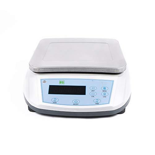 Nonebranded Küchenwaage Solide 15 kg 1 G Analytische Digitalwaage Waage Gewicht Waage Elektronische Küchenwaage