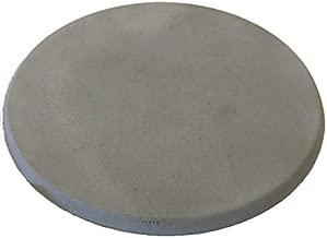 FibraMent-D Round Home Oven Pizza Baking Stone 15.5-Inches