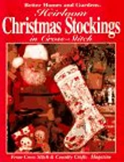 Best cross stitch and country crafts christmas stockings Reviews