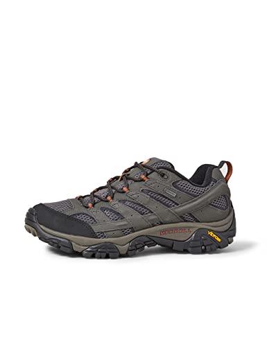 Merrell MOAB 2 GTX, Zapatillas de Senderismo Hombre, Gris (Beluga), 43 EU
