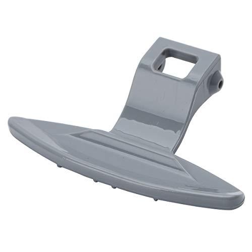 YiZYiF Waschmaschine Türgriff Fenstergriff Bullaugengriff Fenstergriff Ersatzteile für Samsung Waschmaschine, Trockner, Waschtrockner - grau Grau A One Size