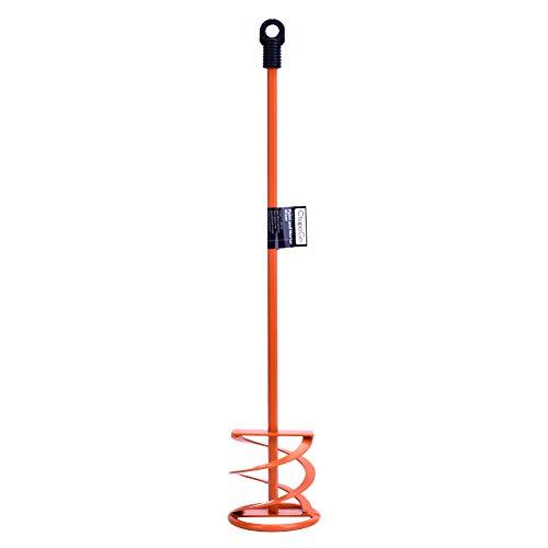 Mezclador de pintura y mortero   Compuesto de 16'de largo y 3' de diámetro, sellador, mortero, capa delgada, yeso, lodo, conexión de la paleta del mezclador-02
