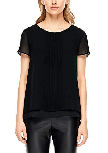s.Oliver BLACK LABEL Damen 01.899.12.5593 Bluse, 42 (Herstellergröße: 44)