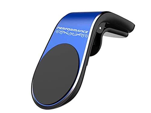 USNASLM Soporte magnético del teléfono del coche del metal, para BMW M potencia rendimiento M3 M5 X1 X3 X5 X6 E46 E39 E36 Accesorios