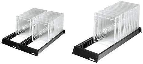 Hama Cd Ständer Archivierungssystem Schwarz Elektronik
