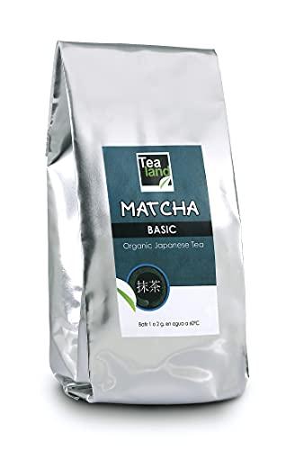 Eguia te matcha, lata de 250 g de polvo japonés puro 100% & primera calidad te matcha slim adelgazante | te verde matcha detox, color intenso & aroma natural