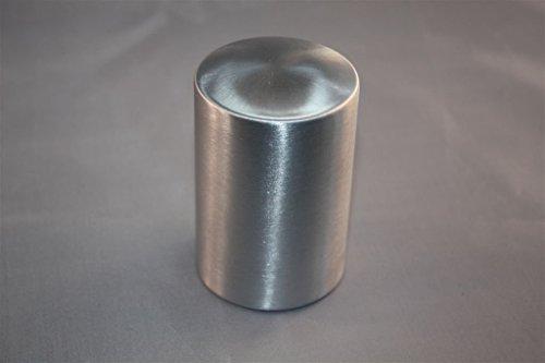 Silber 3x Push UP Flaschenöffner Push2open Kapselheber Öffner Bottle Opener