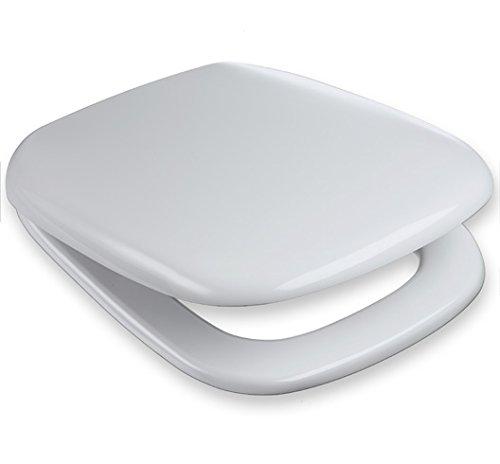 Ceravid Cavea WC Sitz aus Duroplast weiß alpin, C50220000 / CC50250000