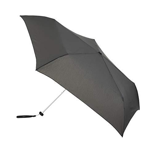 無印良品 軽量 晴雨兼用 折りたたみ傘 傘50cm 黒 44317952