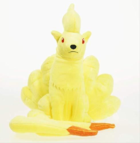 N\A 25-30cm Pokemon Pokeball Ninetales Plüschtiere , Weihnachten Halloween Geburtstagsgeschenk Für Kinder 25cm Ninetales