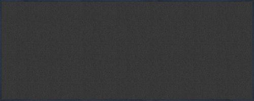 wash+dry Fußmatte Smokey Mount, 75x190 cm, innen, waschbar, grau