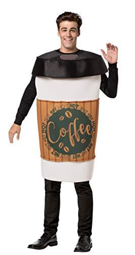 Rasta Imposta Coffee to Go Cup Halloween Costume