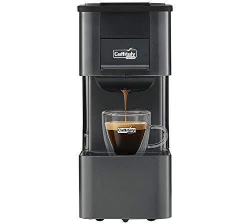 Caffitaly - Ècaffè - S27 IRIS Kapselmaschine - Die Zuverlässige - Jetzt inkl. 50 Kapseln gratis!