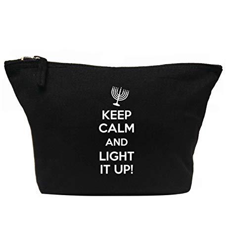 Flox Creative Trousse de maquillage Keep Calm Light it Up