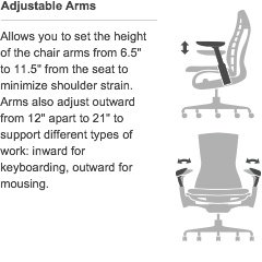 Herman Miller Embody Ergonomic Chair